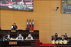 台灣塔灌水經費? 藍議員要求市長專案報告