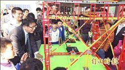 上學好好玩 研究機器人、讀平板