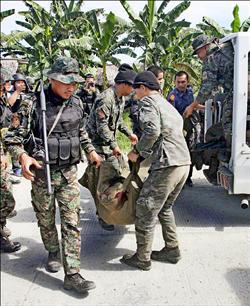 穆斯林叛軍 擊斃菲國49員警