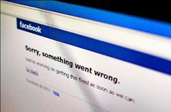 臉書大當機 否認遭駭客攻擊