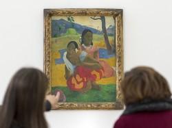 2名島嶼原住民女性 成就藝術史上最高價畫作