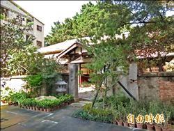 歷史建築活化 台中文學館明年啟用