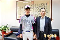大專棒球聯賽》投手賴清榮建功 康寧大學晉8強