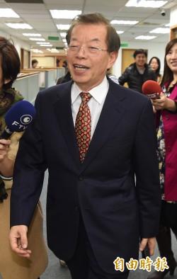 馬若反對王選總統 謝長廷:國民黨100%落選