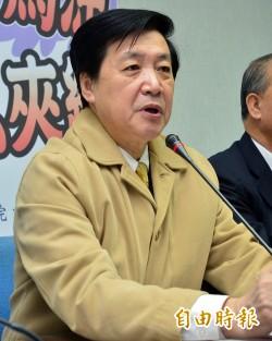 藍委力挺 費鴻泰:公務員加薪「不用不好意思」