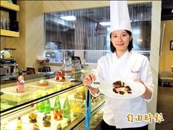 甜點主廚陳淑盈 南歐廚藝賽奪金