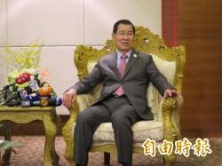 蕭萬長提加入亞投行 張志軍:中國願聽取台灣意見