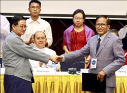 緬甸停火協商 獨缺果敢族