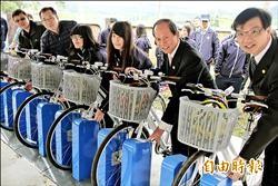 「關高Bike」啟用 學子通勤添便利