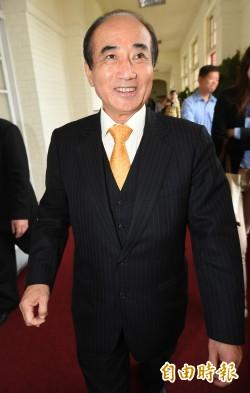 王金平:立法院修憲 要在6月中完成