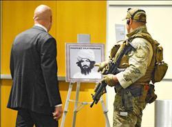 德州穆罕默德漫畫賽遭槍襲 疑IS支持者幹的