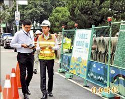 污水下水道提升接管率 新竹市區開挖惹怨