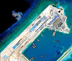 美助卿羅素:中國南海造島遭到三振