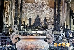 福安宮遇火劫 博杯24日如期遶境