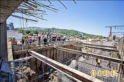 三姓橋車站 預計明年三月啟用