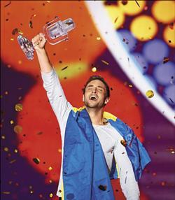歐洲歌唱大賽 瑞典六度奪冠