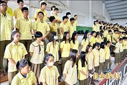 羅東高中生發傳單 被學務主任嗆堵