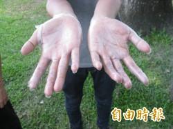 雙手「鍍膜」避免留指紋 詐騙車手問路栽在休假警