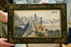 希特勒畫作拍賣 賣得1364萬台幣