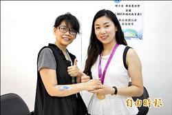 世界美容冠軍 傅美慧獲總統教育獎