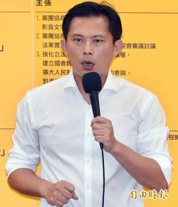 黃國昌嘆:去哪選 才不會被說割稻尾