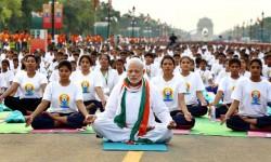 南亞觀察》莫迪,瑜伽,與他的印度教民族主義