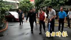 陳天順父是板橋義消 新北消防局派員致哀