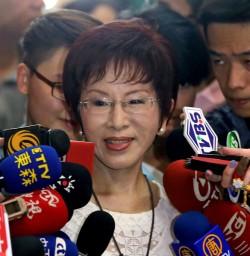 洪改口消毒:中華民國不存在 什麼存在
