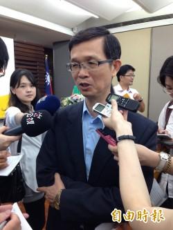 教育部不會退回微調課綱 吳清山肯定學生理性平和