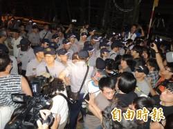 警干擾採訪 柯文哲:邱豐光坦承沒照SOP執勤
