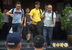 三記者遭限制住居 法界批檢方胡搞