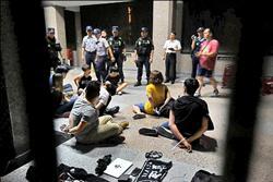 「妨害新聞自由 警察違憲」