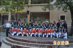 小學生、少棒隊 一日國民外交