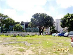 對面蓋大樓 衝擊古蹟原台南地院景觀