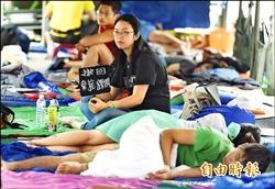 冠華媽媽呼籲學生們 回學校做公義種子