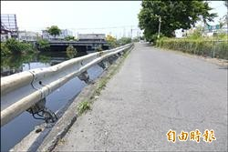 大埔截水溝防汛道 升級一般道路