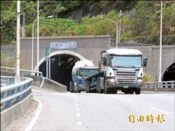 蘭陽隧道南下出口 無號誌令人憂