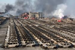 天津爆炸 不影響台灣空品