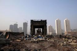 天津爆炸 中媒:已收到台灣3千萬台幣捐款