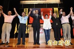 台灣總統大選 深藍主打「對日抗戰」!