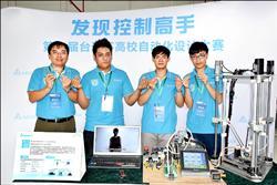 多軸控制3D印表機 奪台達盃首獎