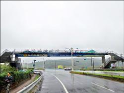 使用率低 六陸橋拆除、四地下道封閉