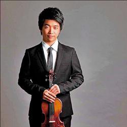 小提琴獨奏 魏靖儀九月故鄉開演
