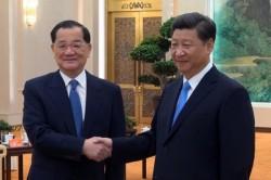 誰主導抗戰 與台灣何干