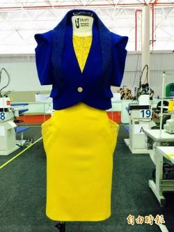1年練製80件洋裝 陳詩婷國際賽奪金