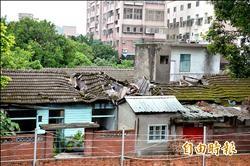 桃市憲光二村沒人管 歷史建築成廢墟