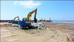 被控施工毀藻礁 中油今協調會說明