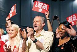《告別布雷爾「新工黨」》英工黨黨魁 柯賓可望當選
