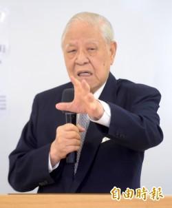 李登輝訴說「台灣人的悲哀」 呂秋遠PO文力挺