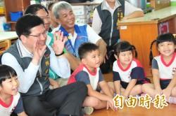 向賴神看齊?林佳龍:台中文化預算爆增36